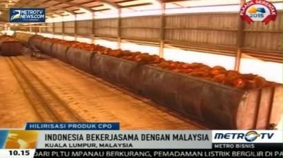 Tingkatkan Produk CPO, Indonesia-Malaysia Jalin Kerjasama Industri Minyak Sawit