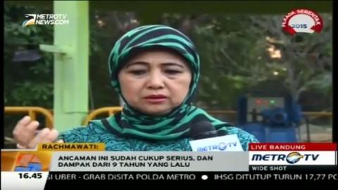 Ini Penyebab Bandung Krisis Air Bersih
