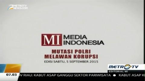 Mutasi Polri Melawan Korupsi