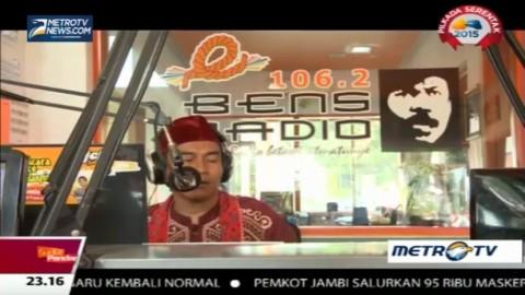 Bens Radio Didirikan Bang Ben untuk Siarkan Kesenian Betawi