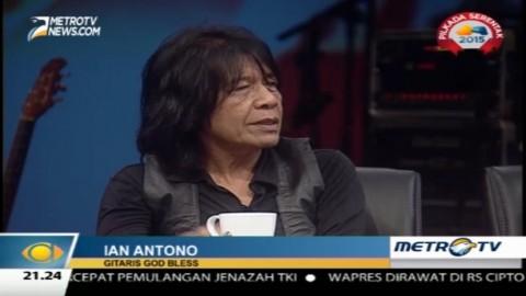 Ian Antono: God Bless Akan Masuk Rekaman Lagi