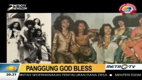 Sejarah Singkat Perjalanan Karier God Bless