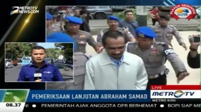 Pemeriksaan Lanjutan Abraham Samad Diagendakan Ulang