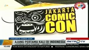 Melihat Keseruan Jakarta Comic Con 2015