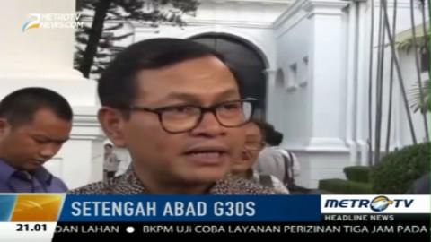 Istana Bantah Isu Permintaan Maaf Jokowi Kepada PKI