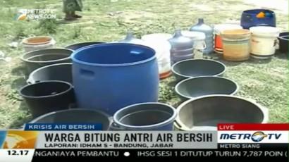 27 Kecamatan di Sukabumi Krisis Air Bersih