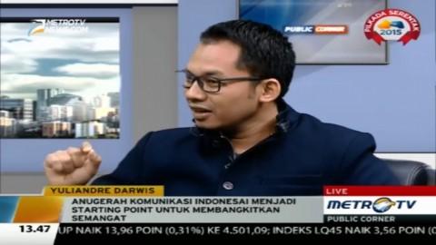 Ini Tujuan Diadakannya Anugerah Komunikasi Indonesia
