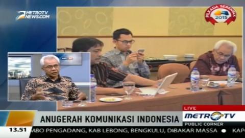 Kriteria Penerima Anugerah Komunikasi Indonesia