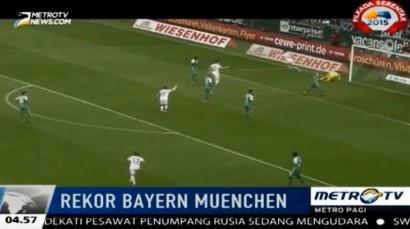 Bayern Munchen Menang Tipis atas Werder Bremen 1-0