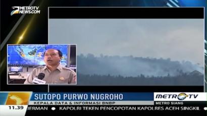BNPB: Kebakaran Gunung Sering Terjadi Karena Kecerobohan Masyarakat