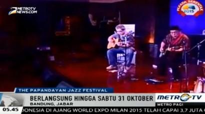 Susasana Meriah Hari Ke-3 The Papandayan Jazz Bandung Festival