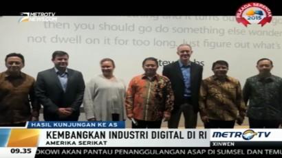 Menkominfo Rudiantara Ajak Pemodal AS Berinvestasi di Indonesia