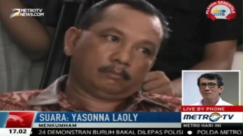 Sering Keluar Masuk Lapas, Labora Sitorus akan Dipindah ke Jakarta