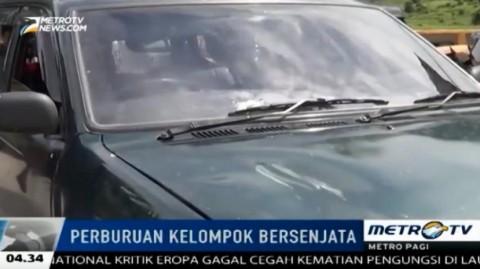 Dua Mobil Milik Polisi Ditembaki Kelompok Bersenjata di Aceh Timur