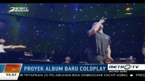<i>A Head Full of Dreams</i> Kemungkinan akan Jadi Karya Terakhir Coldplay