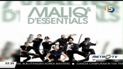 Maliq & D'Essentials Tak Ingin Terperangkap Keinginan Pasar