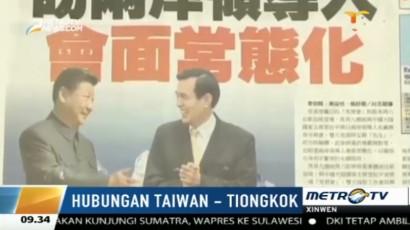Pertemuan Taiwan-Tiongkok untuk Jaga Perdamaian & Kemakmuran