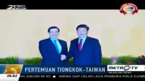 Pertemuan Tiongkok-Taiwan, Langkah Awal Menuju Perdamaian