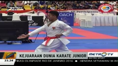 Indonesia Raih Satu Medali Emas di World Karate Championship