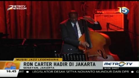 Musisi Jazz Legendaris Amerika Hadir di Jakarta