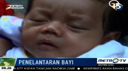 Bayi yang Ditemukan di Sunter Agung Dibawa ke Panti Sosial Anak Cipayung