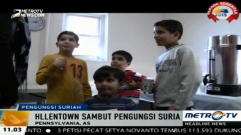 Allentown akan Sambut dan Bantu Pengungsi Suriah