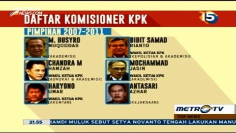 Daftar Jaksa dan Polisi di KPK dari Masa ke Masa