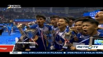 623 Tim Ikuti Pocari Sweat Futsal Championship 2015 di Bandung