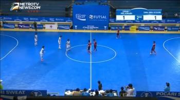 Lima Gol Terbaik Pocari Sweat Futsal Championship 2015