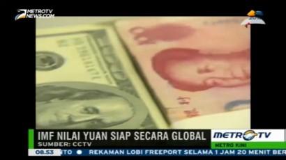 IMF Resmi Masukan Yuan Jadi Mata Uang Dunia