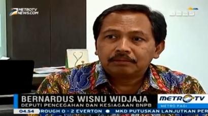 BNPB Tambah Alat Antisipasi Banjir dan Longsor di Beberapa Desa di Indonesia
