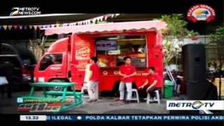 Mengintip Proses Pembuatan <i>Food Truck</i>
