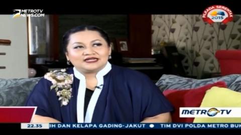 Tike Priatnakusumah Mengaku Berat Menyandang Label Komedian