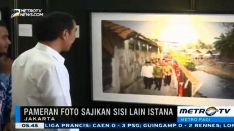 Jokowi Buka Pameran Foto