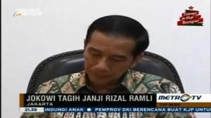 Jokowi Tagih Janji Rizal Ramli Pangkas <i>Dwelling Time</i>