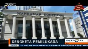 MK Terima 144 Gugatan Pilkada Serentak 2015
