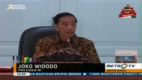 Ini Pesan Jokowi untuk Para Menteri Menghadapi 2016