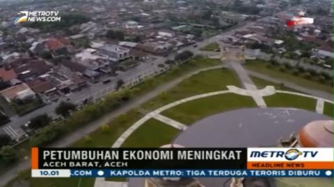Kondisi Meulaboh Pasca-tsunami Aceh