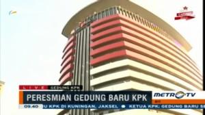 Gedung Baru Warna Merah Putih, Simbol KPK Milik Indonesia