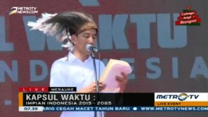 Jokowi: Visi ke Depan Indonesia Adalah Kompetisi