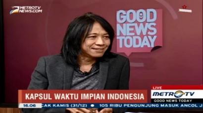 <i>Kapsul Waktu, Bukan Hanya Impian Presiden Tapi Impian Masyarakat Indonesia</i>