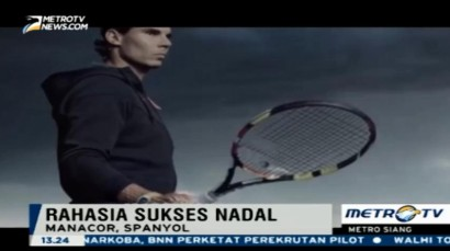 Rafael Nadal Jadi Model Iklan Otomotif