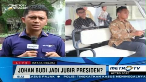 Pramono Sebut Johan Budi Diangkat Jadi Staf Khusus Presiden