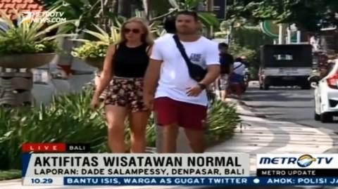 Situasi Keamanan di Bali Kondusif