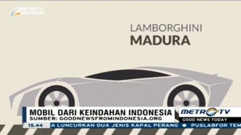 5 Mobil yang Terinspirasi Keindahan Indonesia