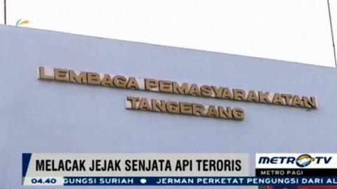 Keamanan di Lapas Tangerang Diperketat