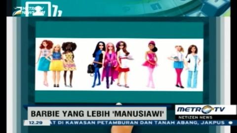 Barbie yang Lebih Manusiawi
