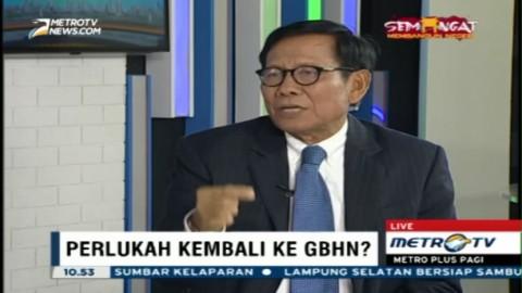 MPR Butuh Penguatan Lembaga Negara untuk Kembali ke GBHN