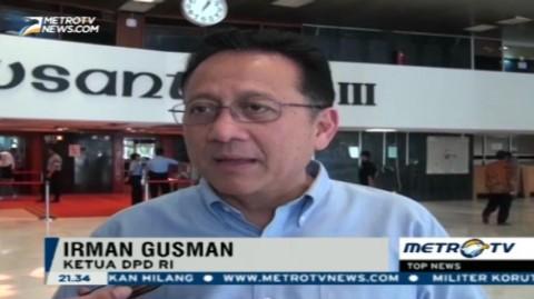 Ketua DPD: Perdebatan Antar Menteri Jatuhkan Wibawa Pemerintah