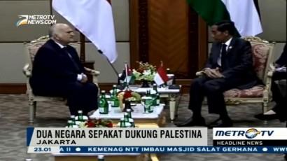 Indonesia-Yordania Sepakat Dukung Palestina